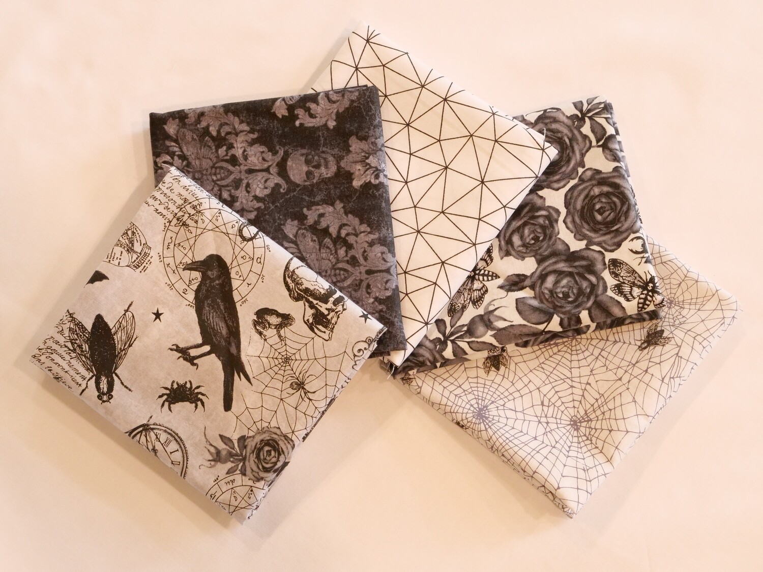 Wicked by Northcott Fat Quarter Bundle