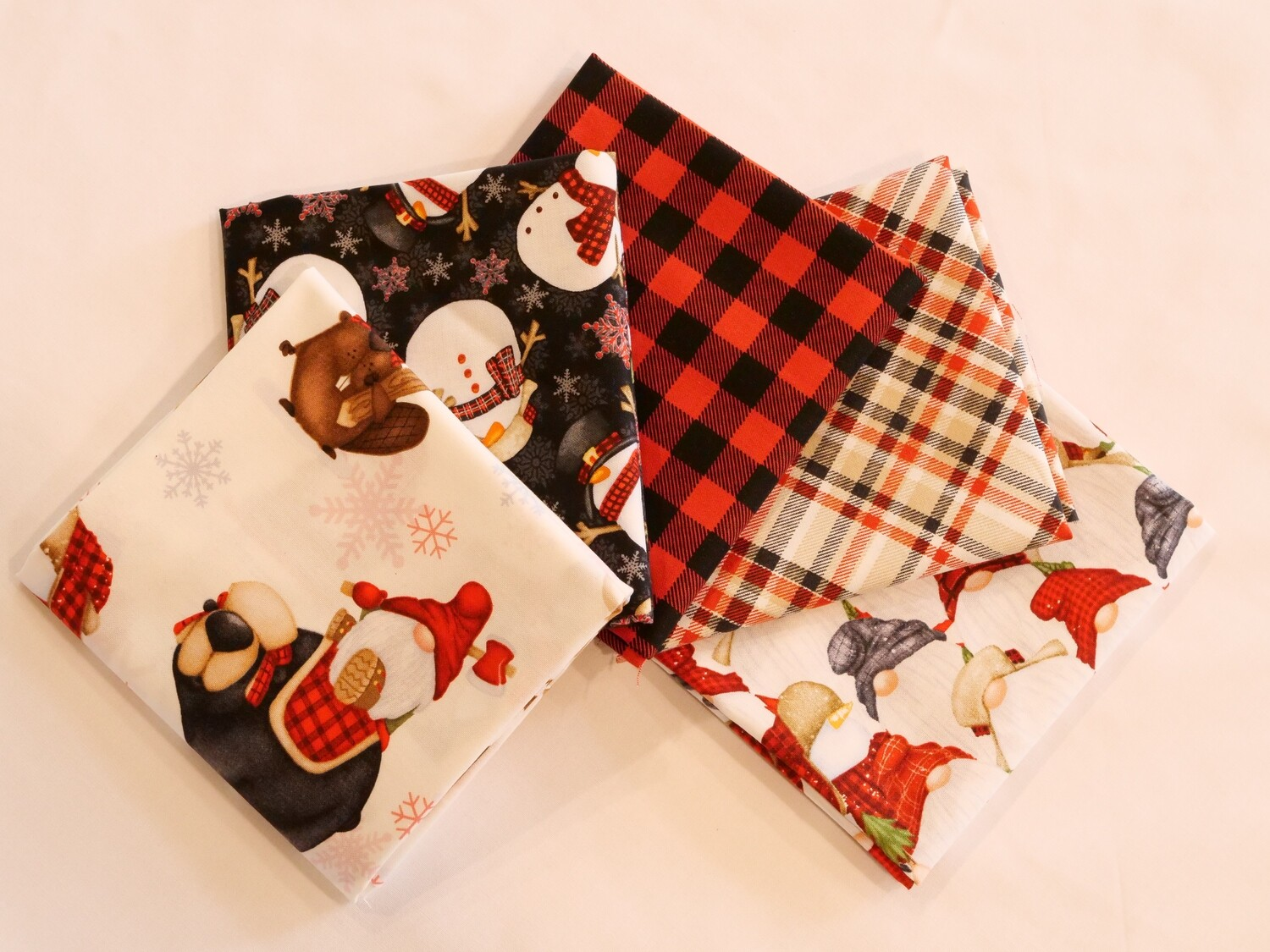 Timber Gnomes by Henry Glass & Co Fat Quarter Bundle