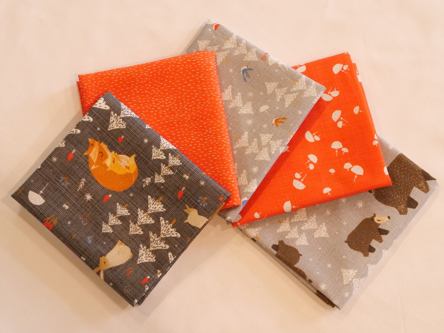 Winterland by Northcott Fat Quarter Bundle