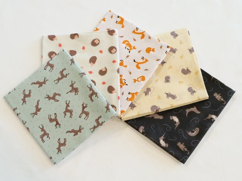 Small Things Fat Quarter Bundle