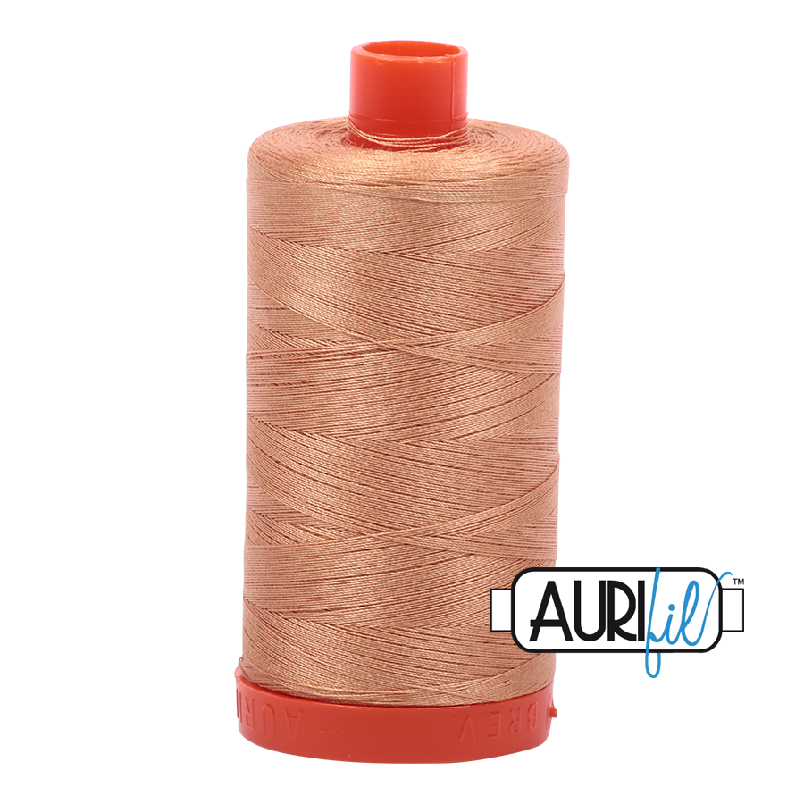 Col. #2320 Light Toast - Aurifil 50 Weight