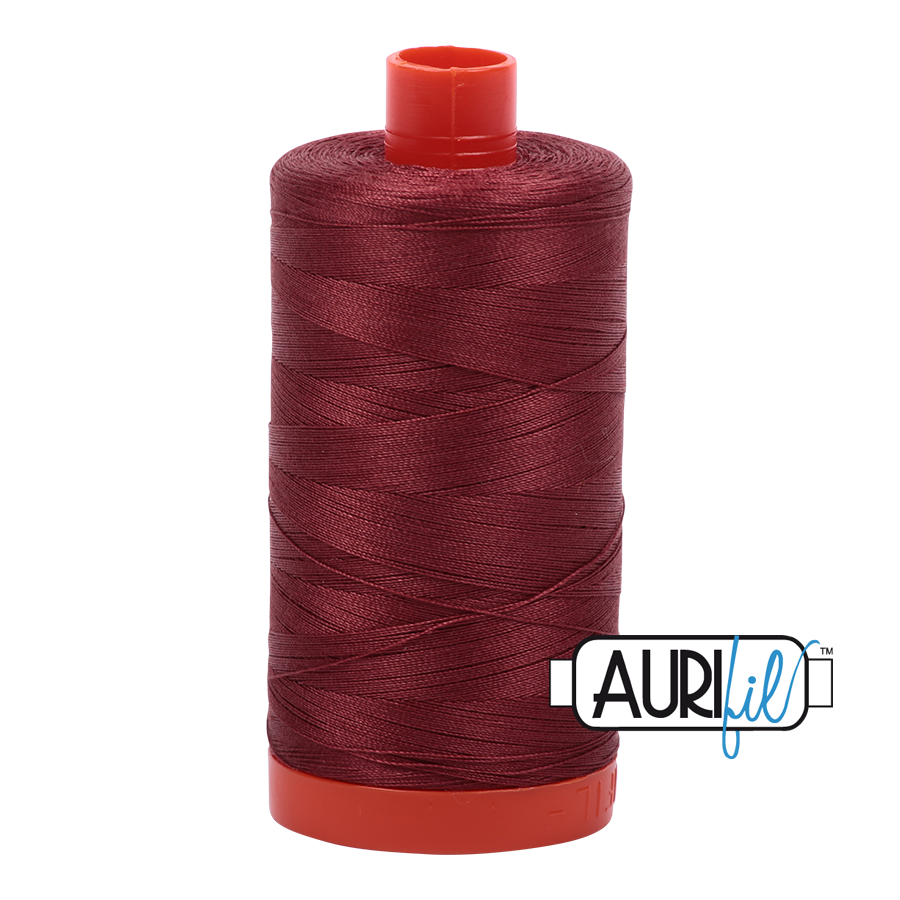 Col. #2345 Raisin - Aurifil 50 Weight