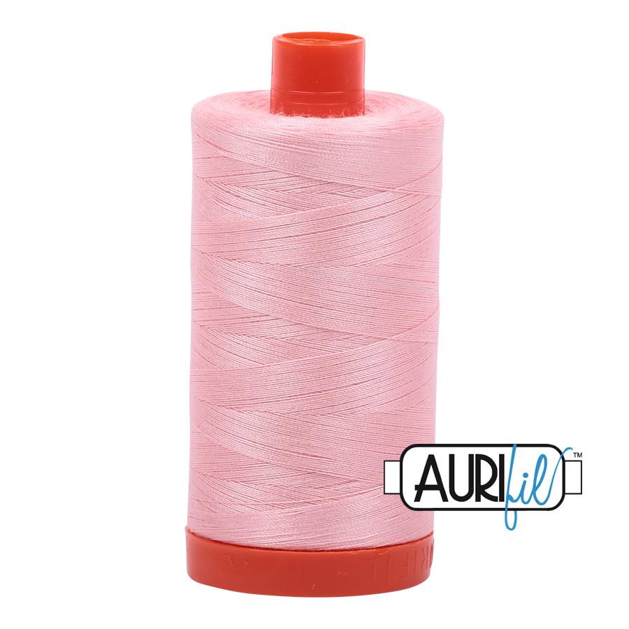 Col. #2415 Blush - Aurifil 50 Weight