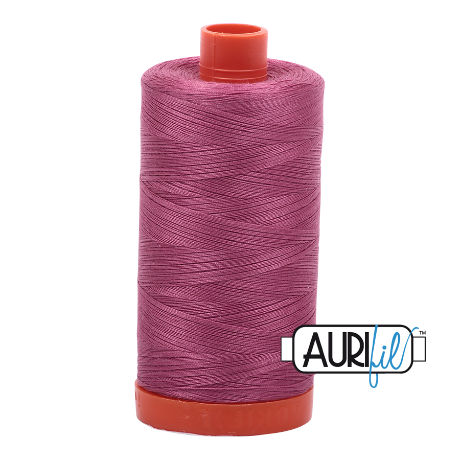 Col. #2450 Rose - Aurifil 50 Weight