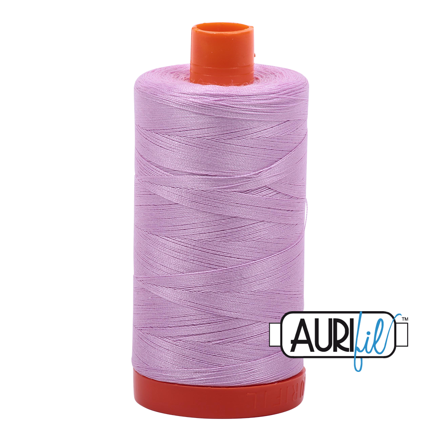 Col. #2515 Light Orchid - Aurifil 50 Weight