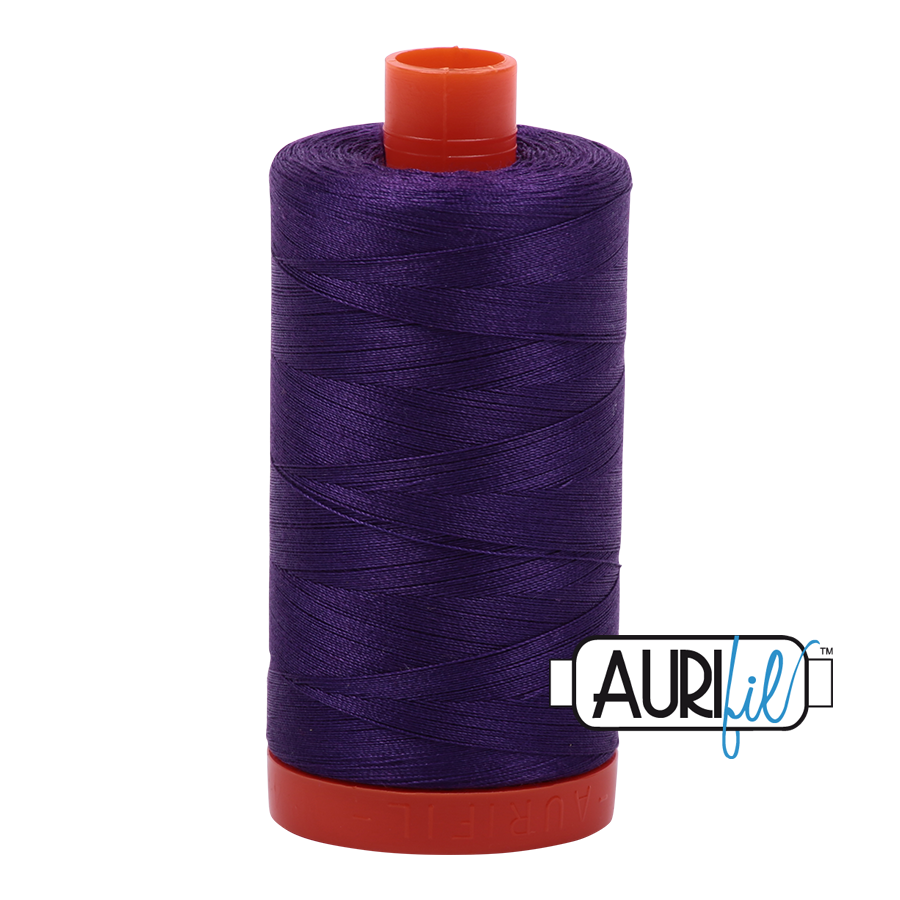 Col. #2545 Medium Purple - Aurifil 50 Weight
