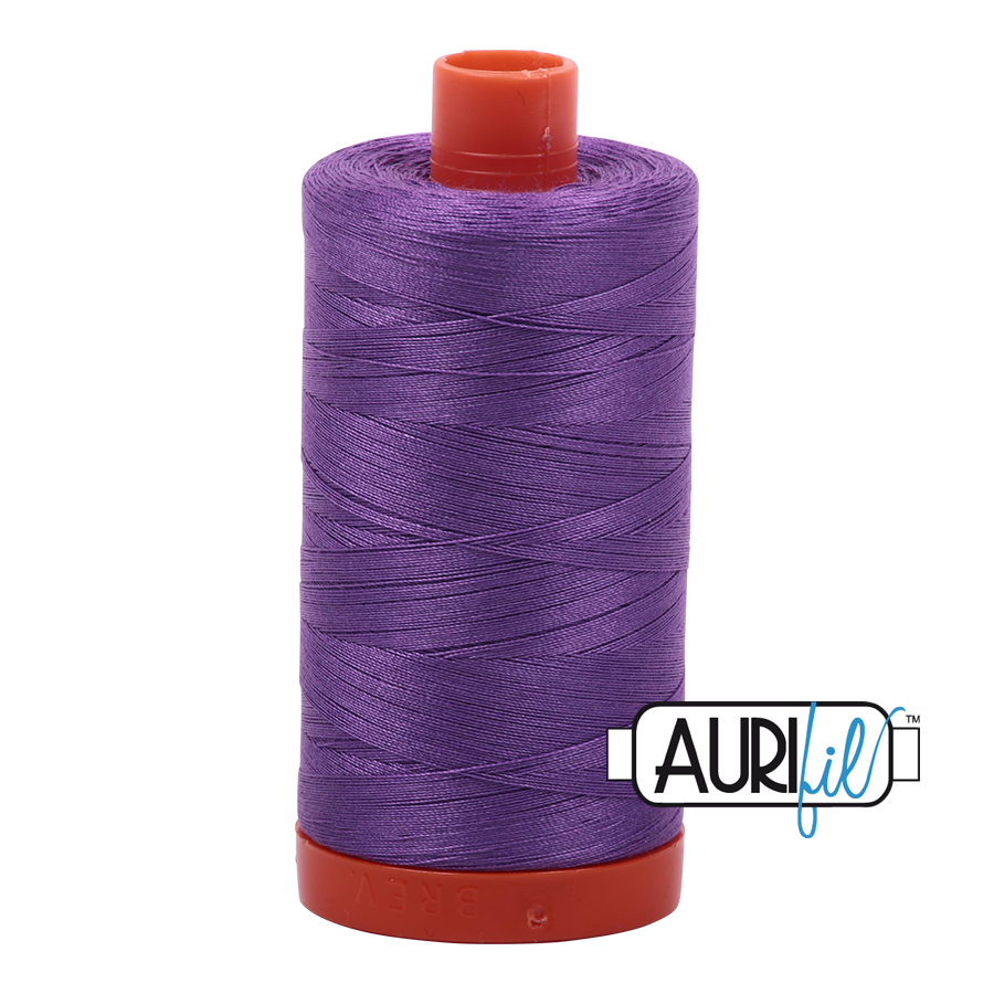 Col. #2540 Medium Lavender - Aurifil 50 Weight
