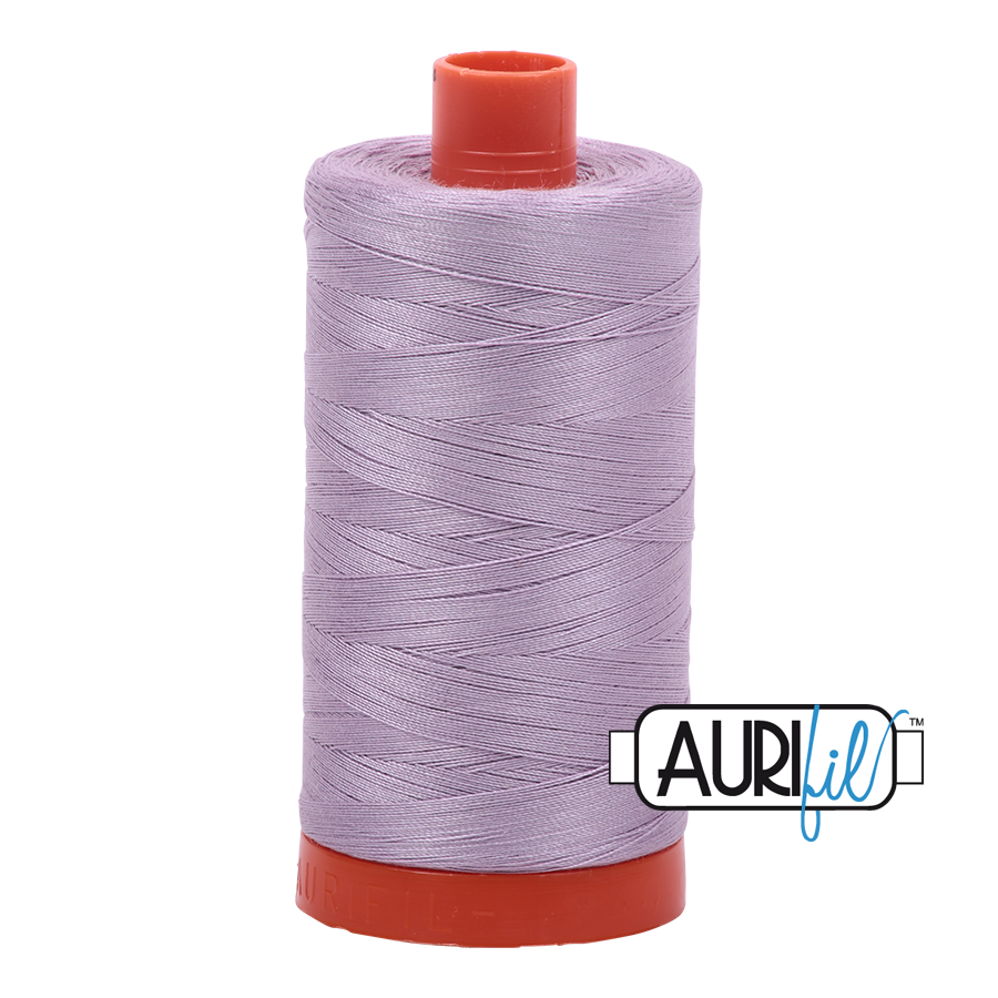 Col. #2562 Lilac - Aurifil 50 Weight