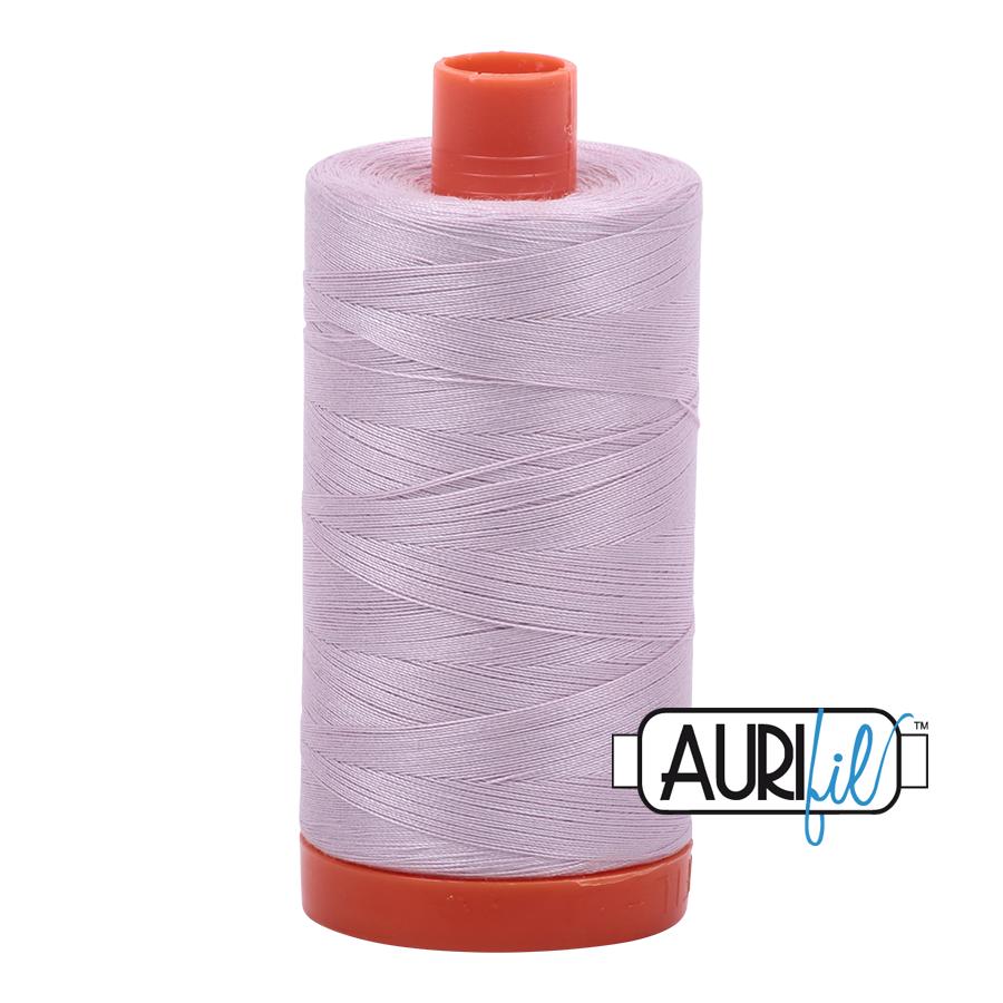 Col. #2564 Pale Lilac - Aurifil 50 Weight