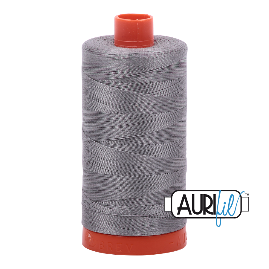 Col. #2625 Arctic Ice - Aurifil 50 Weight