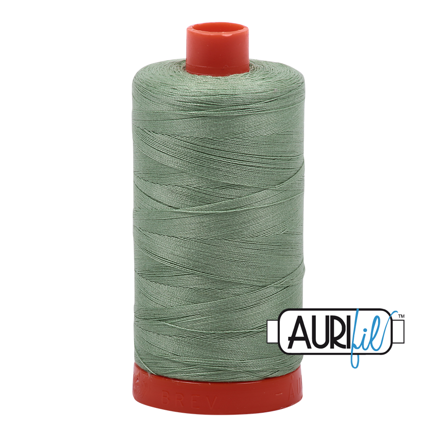 Col. #2840 Loden Green - Aurifil 50 Weight