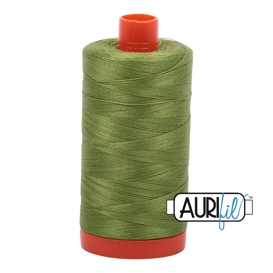 Col. #2888 Fern Green - Aurifil 50 Weight