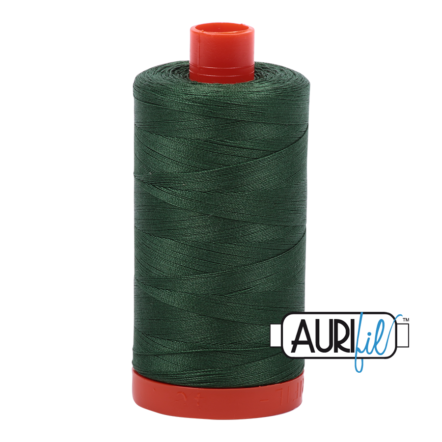 Col. #2892 Pine - Aurifil 50 Weight