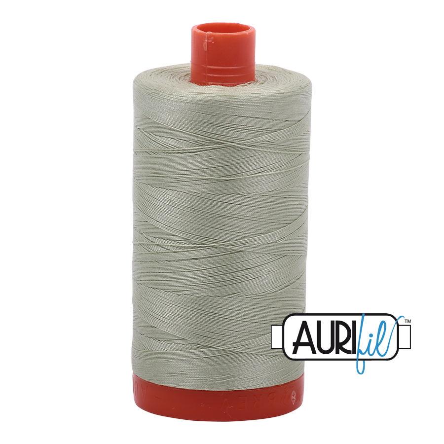 Col. #2908 Spearmint - Aurifil 50 Weight