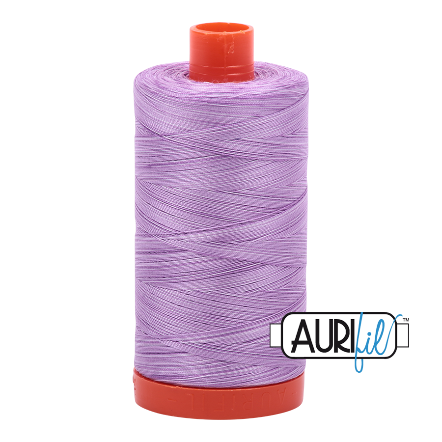 Col. #3840 French Lilac - Aurifil 50 Weight