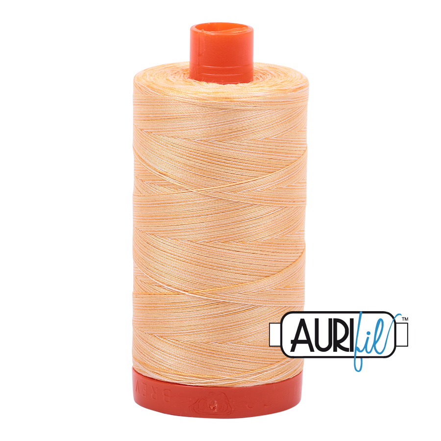 Col. #3920 Golden Glow - Aurifil 50 Weight