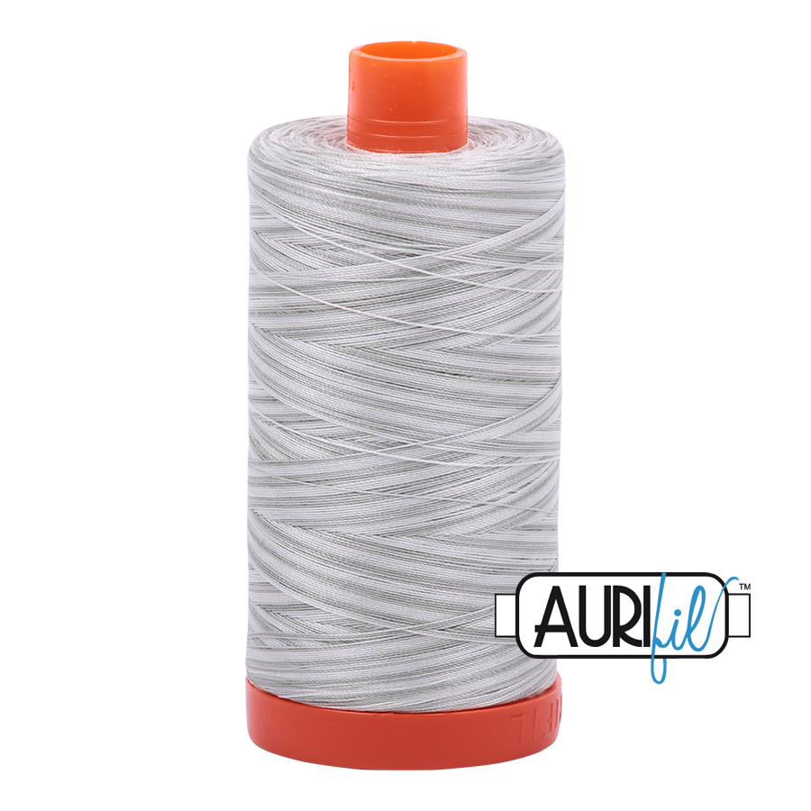 Col. #4060 Silver Moon - Aurifil 50 Weight