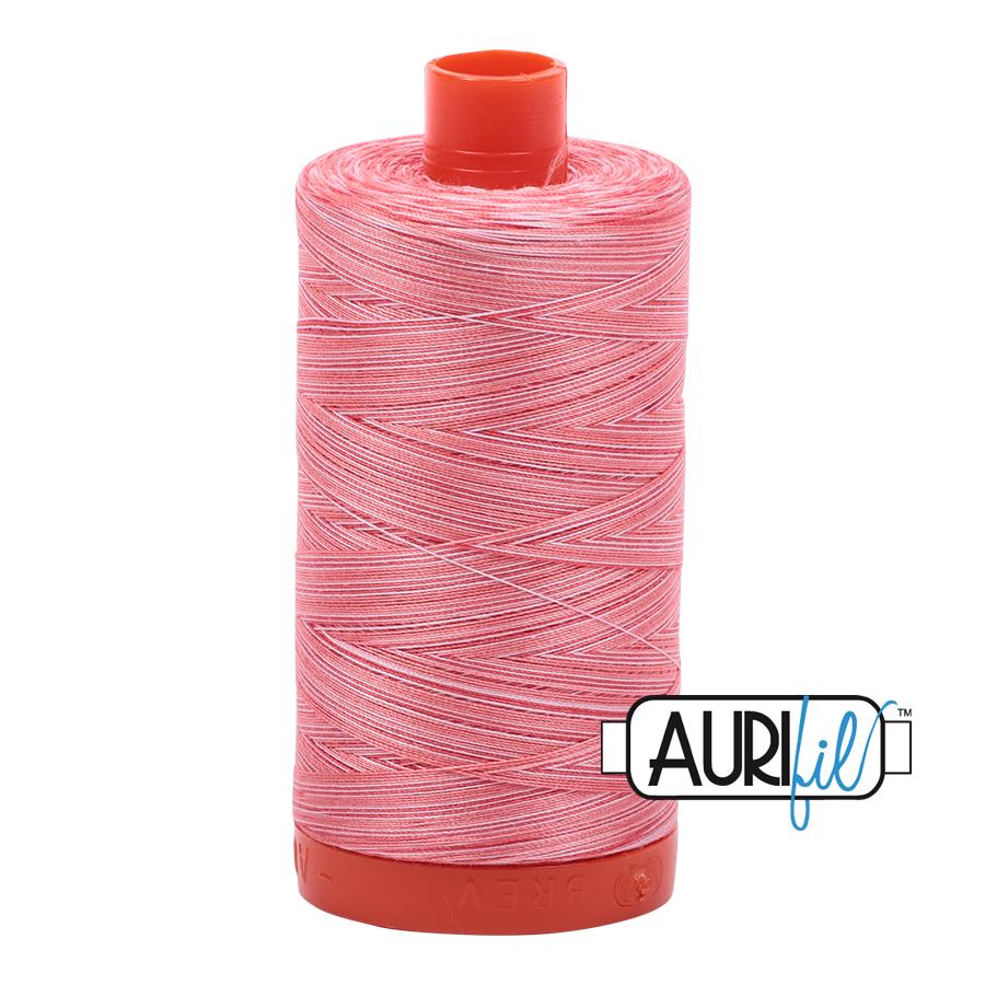 Col. #4250 Flamingo - Aurifil 50 Weight