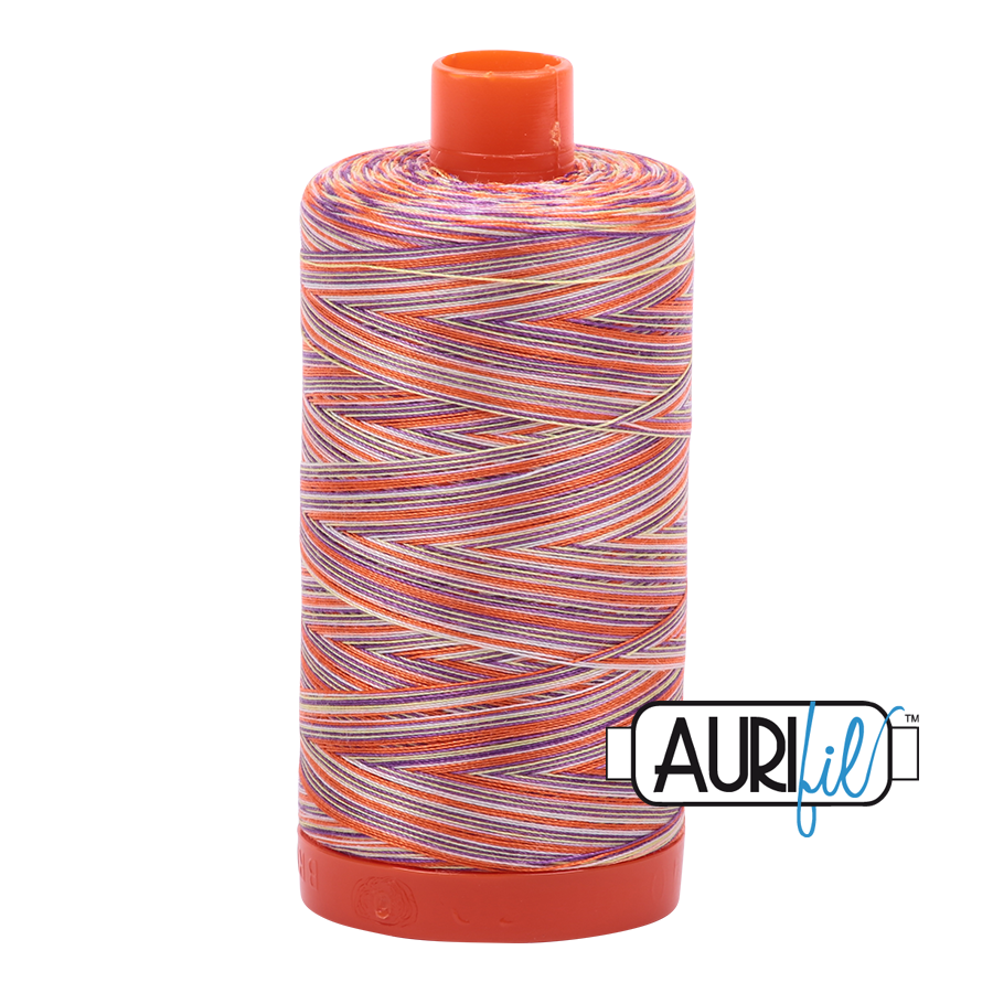 Col. #4648 Desert Dawn - Aurifil 50 Weight