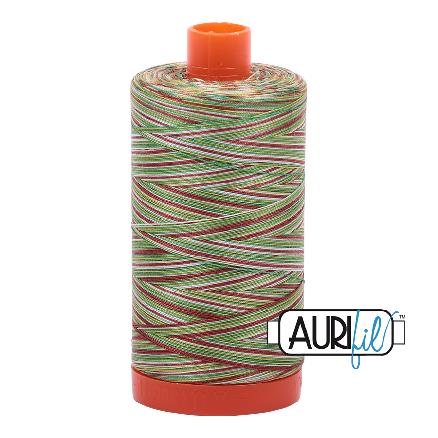 Col. #4650 Leaves - Aurifil 50 Weight