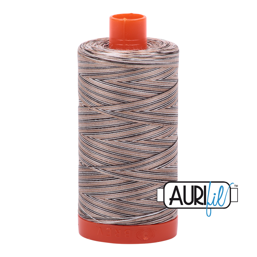 Col. #4667 Nutty Nougat - Aurifil 50 Weight