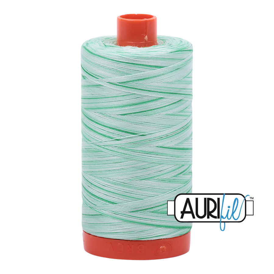 Col. #4661 Mint Julep - Aurifil 50 Weight