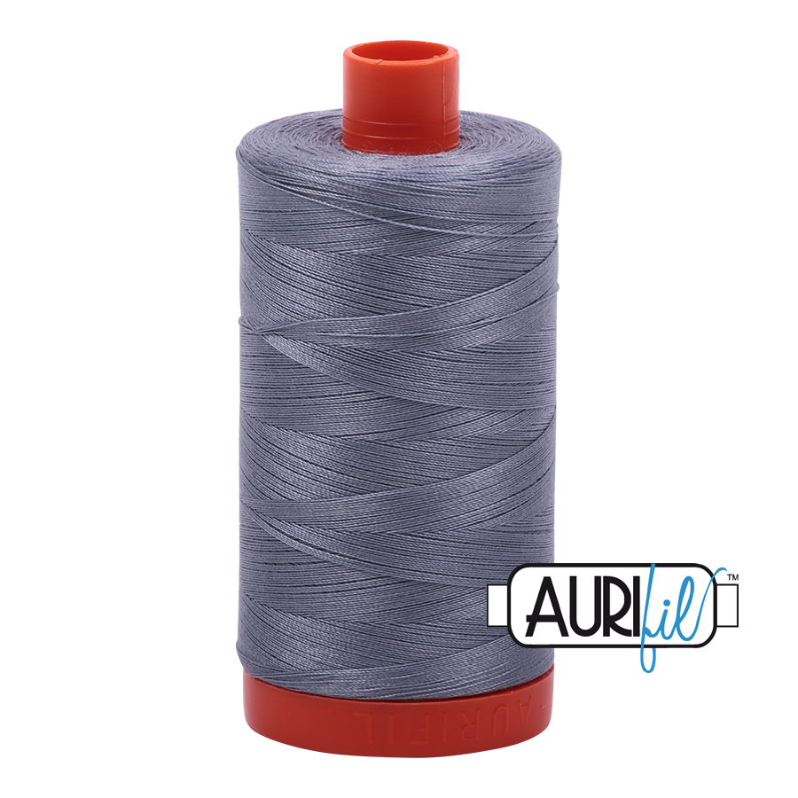 Col. #6734 Swallow - Aurifil 50 Weight