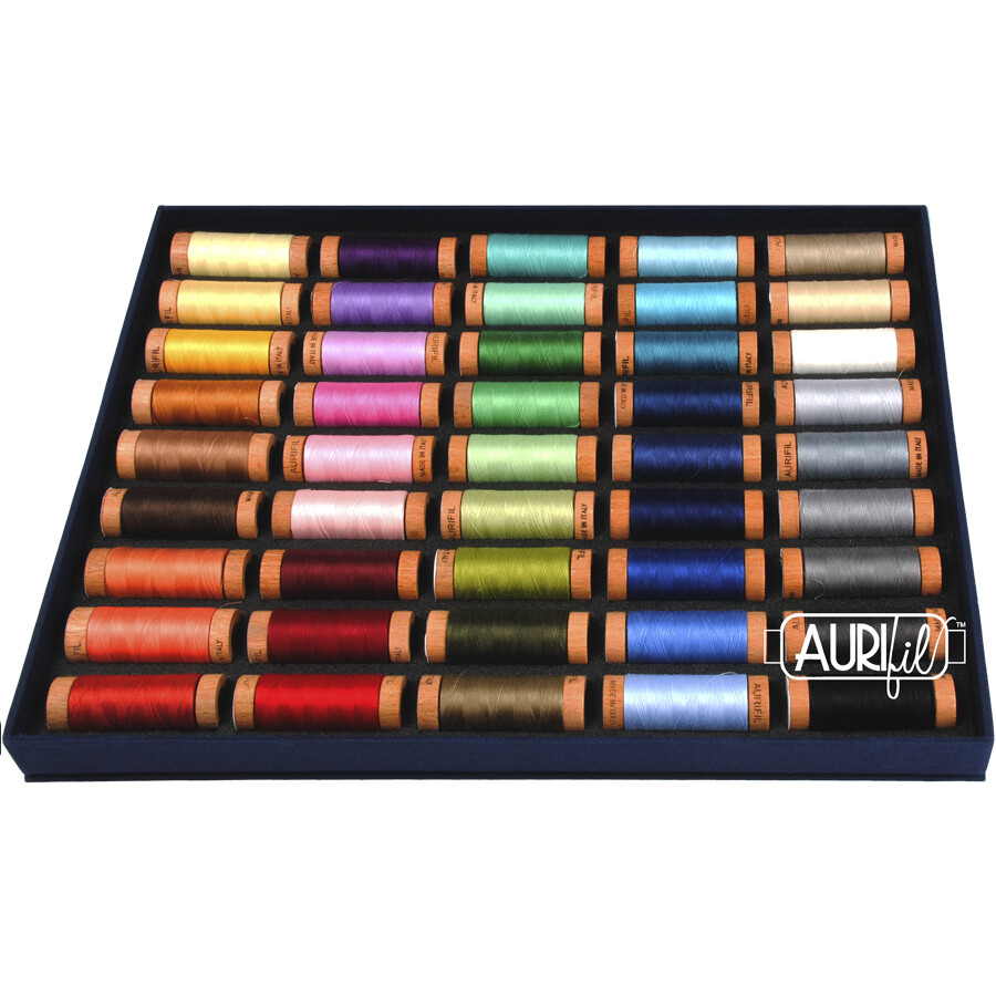 Aurifil 80wt Best Collection