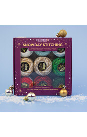 Snowday Stitching - #8 Eleganza™ Egyptian Perle Cotton