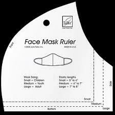 Face Mask Ruler - June tailor