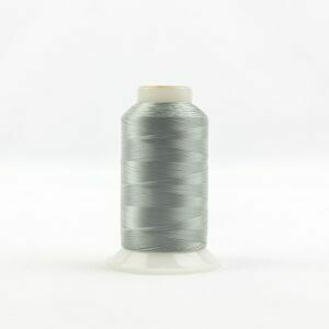 Invisafil Polyester 100wt. Thread - Grey