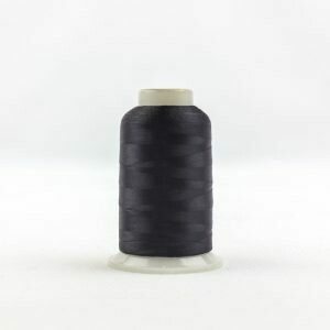 Invisafil Polyester 100wt Thread - Black