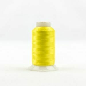 Invisafil Polyester 100wt. Thread - Daffodil Yellow
