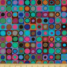 Tiddlywinks Kaffe Fassett Collective Fabric
