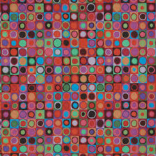 Tiddlywinks Kaffe Fassett Collective Fabric