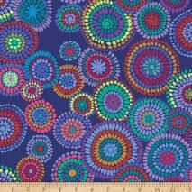 Mosaic Circles  - Kaffe Fassett Collective Fabric