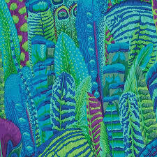 Feather - Kaffe Fassett Collective Fabric