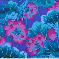 Lake Blossoms - Kaffe Fassett Collective Fabric