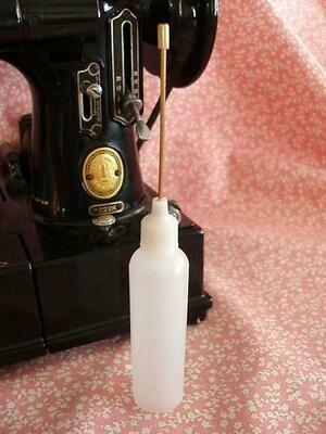 Oil, Sewing Machine