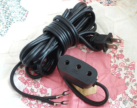Cord Replacement for foot Controller Cord/electric wiring