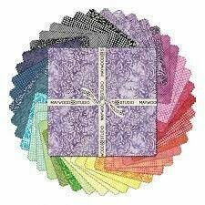 Color Therapy Batiks  10