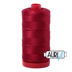 Col. #2260 Red Wine - Aurifil 12 Weight