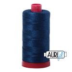 Col. #2783 Medium Delft Blue Aurifil 12 Weight