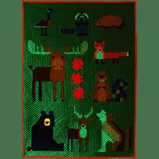 Wonderful Woodland Pattern