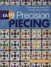 Easy Precision Piecing - Book