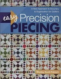 Easy Precision Piecing - Book