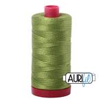Col.# 2888 Fern Green - Aurifil 12 Weight