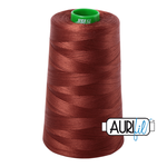 Col.# 4012 Copper Brown - Aurifil 40 Weight
