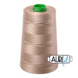 Col.# 2325 Linen - Aurifil 40 Weight