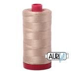 Aurifil 12 Weight Col. #2326 - Sand